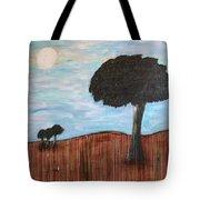Landscape - Distant Cousins Tote Bag