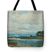 Landscape From The Surroundings Tote Bag