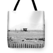 Landscape Galisteo Nm I10b Tote Bag