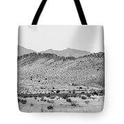 Landscape Galisteo Nm I10o Tote Bag