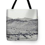 Landscape Galisteo Nm I10p Tote Bag