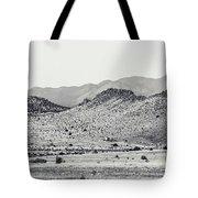 Landscape Galisteo Nm J10a Tote Bag