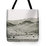 Landscape Galisteo Nm J10b Tote Bag