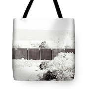 Landscape Galisteo Nm J10h Tote Bag