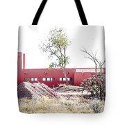 Landscape Galisteo Nm K10l Tote Bag