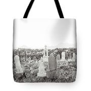 Landscape Galisteo Nm K10r Tote Bag
