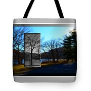 Landscape Ia A Box Tote Bag
