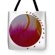 Landscape  In Oriental Style Tote Bag