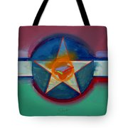 Landscape In The Balance Tote Bag