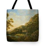 Landscape Painter Tote Bag