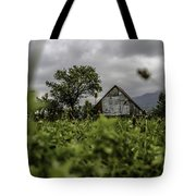 Landscape Photo In Nature Tote Bag
