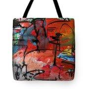 Landscape Sketch18 Tote Bag
