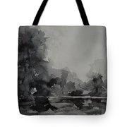 Landscape Value Study Tote Bag