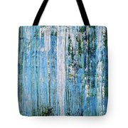 Landscape Waterfall Tote Bag
