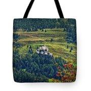 Landscape With Castle Tote Bag