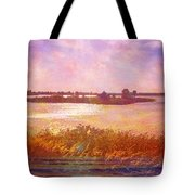 Landscape With Island 008 01 01 2016 Tote Bag
