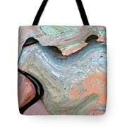 Landscape With Tree Tote Bag