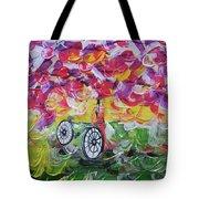 Landscape Women Bike Tote Bag