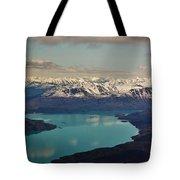 Landscapes Of Alaska Tote Bag