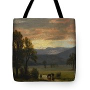 Landscape_with_cattle Tote Bag