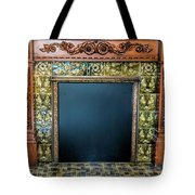 Lane-hooven House Antique Fireplace Tote Bag