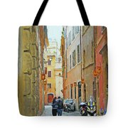 Lane Kiss Tote Bag