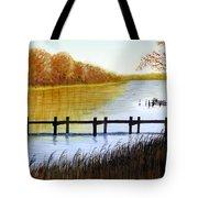 Langford Bay Tote Bag
