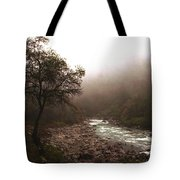 Langtang Morning Tote Bag