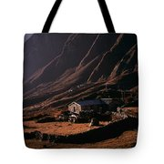 Langtang Village Tote Bag