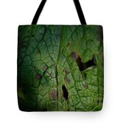 Languid Leaf Tote Bag