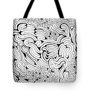 Languid Tote Bag
