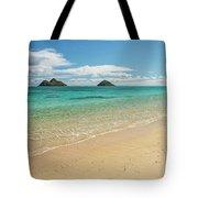 Lanikai Beach 4 - Oahu Hawaii Tote Bag