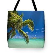 Lanikai Seascape Tote Bag