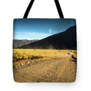 Lanin National Park Tote Bag
