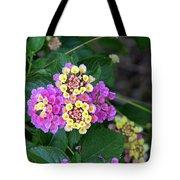 Lantanna's Blooms Tote Bag