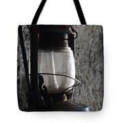 Lantern Blue Tote Bag