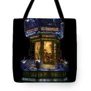 Lantern In The Dark Tote Bag