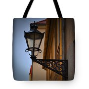 Lantern Of Wittenberg Tote Bag