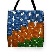 Lantern Rainbow Tote Bag