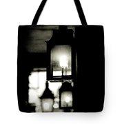 Lanterns Lit Tote Bag by KG Thienemann