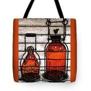 Lanterns Still Life Tote Bag