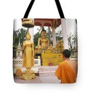Laos, Vientiane Tote Bag