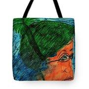 Lap Swim Tote Bag