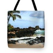 Lapiz Lazuli Stone Aloha Paako Aviaka Tote Bag