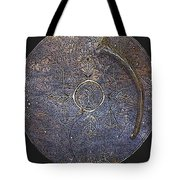 Lapland Shaman Drum Tote Bag