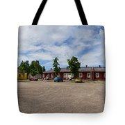 Lappeenranta Fortress Tote Bag