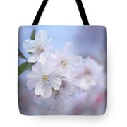 L'aquarelle Printemps Tote Bag