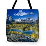 Larch Majesty Tote Bag