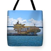 Large Banana Boat Tote Bag