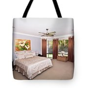 Large Bedroom Tote Bag